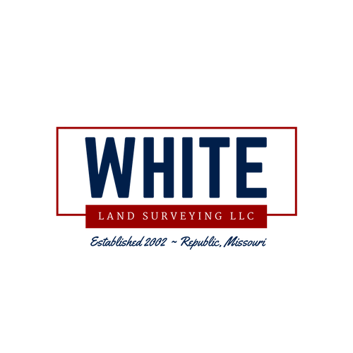 White Land Surveying LLC Logo